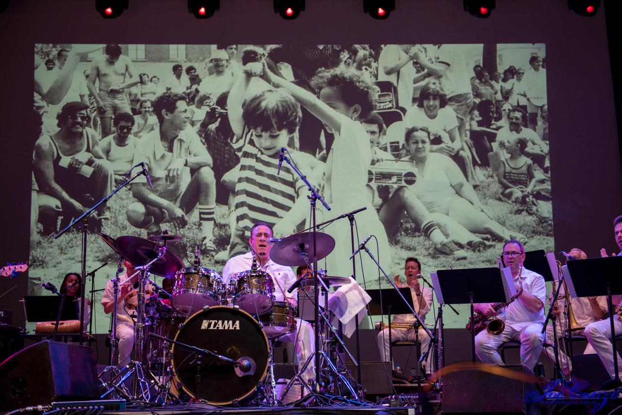 Bobby Sanabria and His Multiverse Big Band