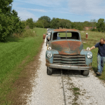 Truck Steering