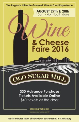 Wine and Cheese Faire