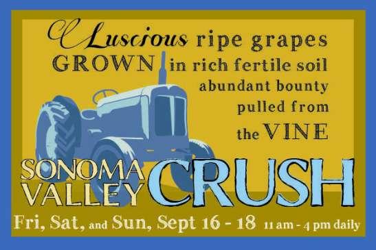 sonoma valley crush