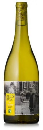 Bee's Box 2016 Chardonnay Bottle