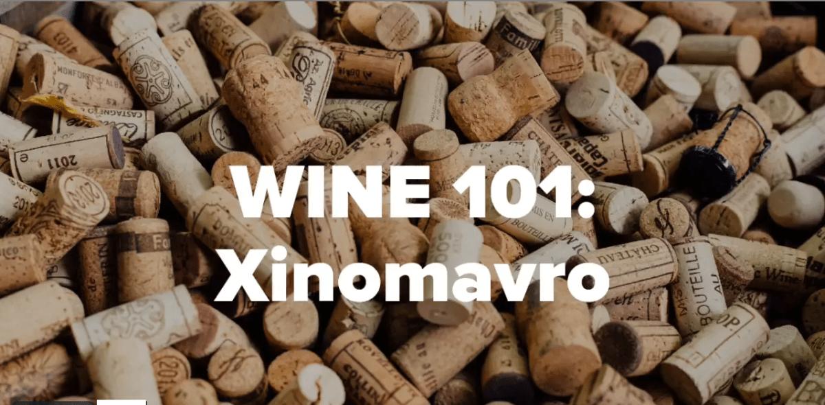 Wine 101 Xinomavro