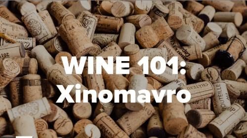 Xinomavro Wine