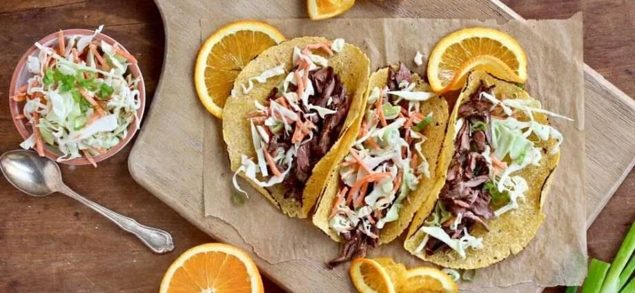 Skirt Steak Tacos Recipe