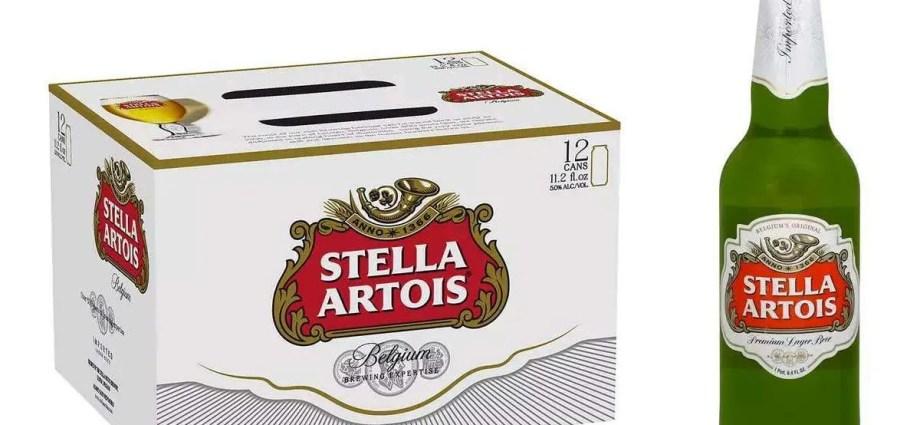 Stella Artois Recall