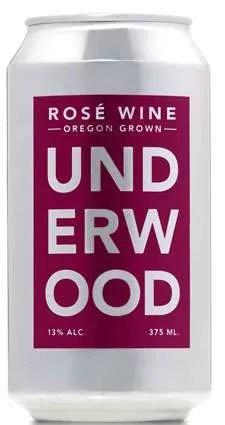 Underwood Rose wine Oregon