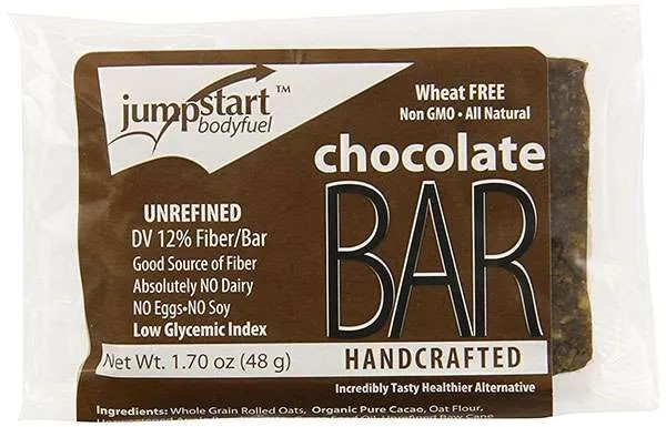 Jumpstart Chocolate Bar