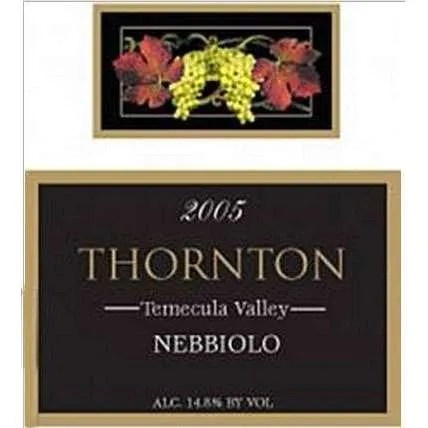 Thornton Winery Temecula CA