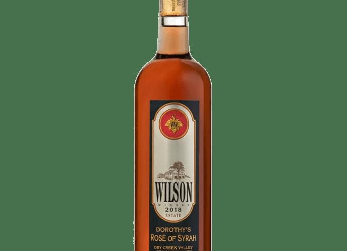 Wilson Winery 2018 Dorothy's Rose of Syrah