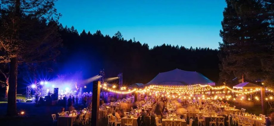 Auction Napa Valley Dinner