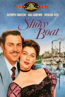 Deceptive DVD cover featuring Howard Keel and Ava Gardner, who share only a few scenes