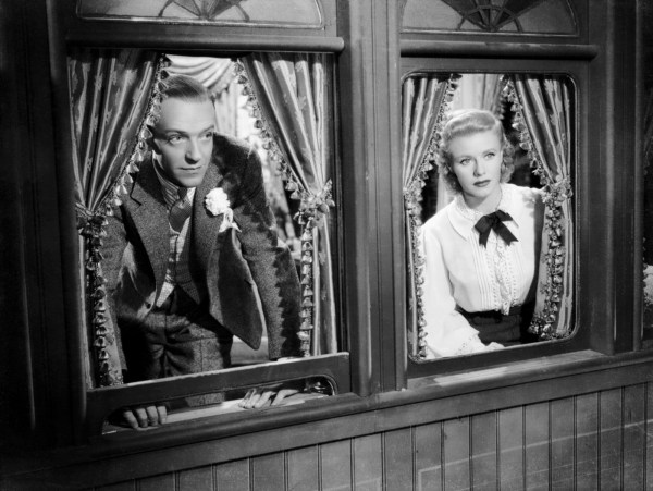 Fred and Ginger as Vernon and Irene Castle