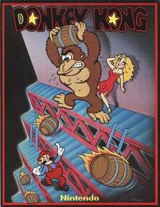 Donkey Kong Flyer