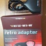 Retro Adapter Box Open