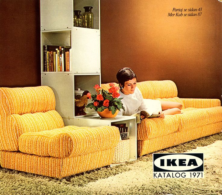 These Interesting Vintage Ikea Catalogs Will Surely Stir Up
