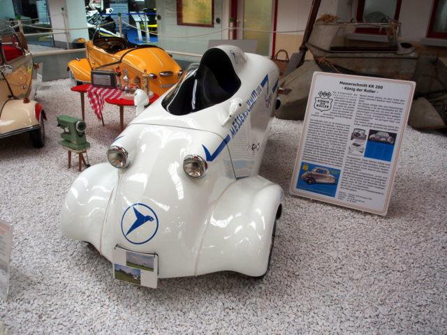 Messerschmitt record car .Source