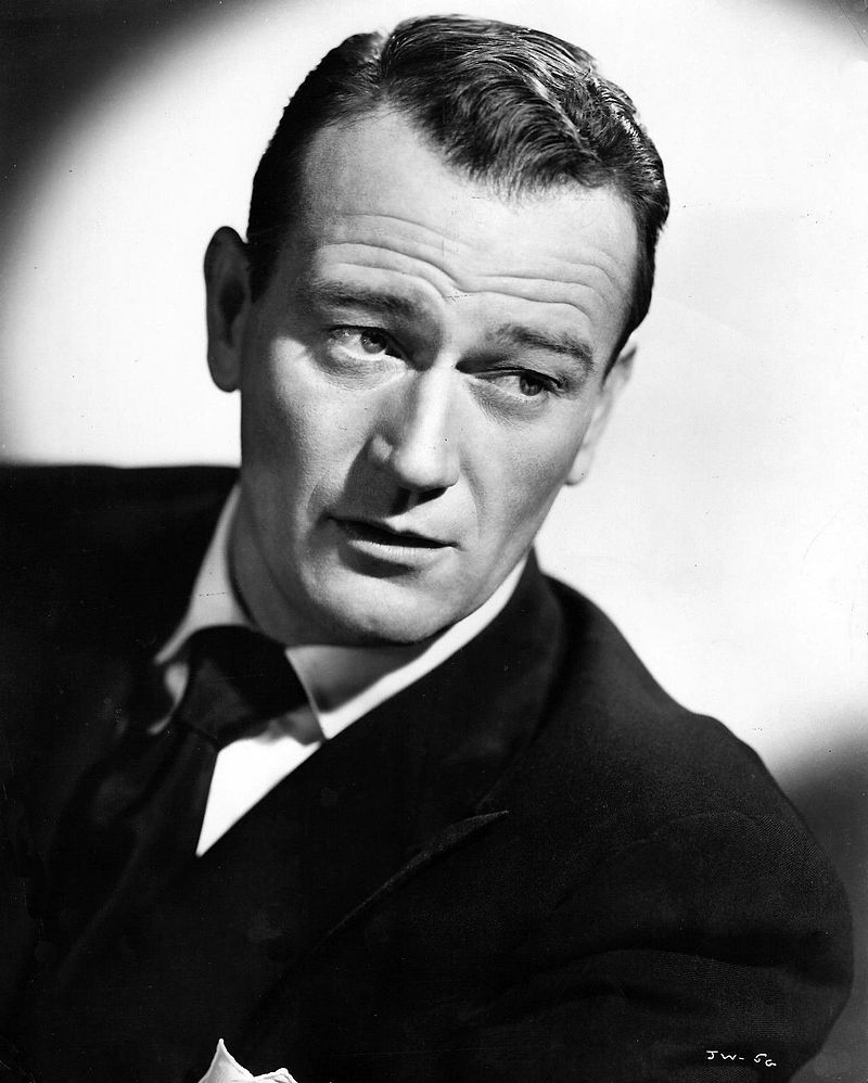 John Wayne in 1952