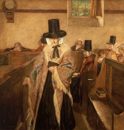 Salem bySydney Curnow Vosper (1908).