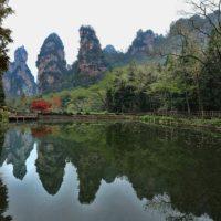 China's Amazing Stone Pillars Inspired the 'Avatar' Scenery; Katie Vernon; Vintage News