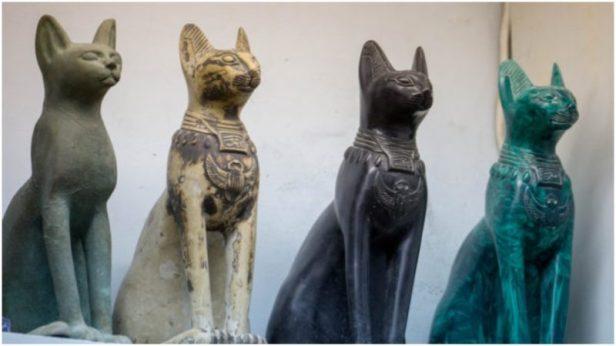 """Vaizdo rezultatas pagal užklausą """"cats egypt"""""""
