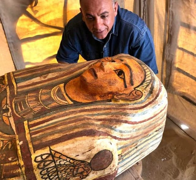 Credit: EGYPTIAN MINISTRY OF TOURISM AND ANTIQUITIES
