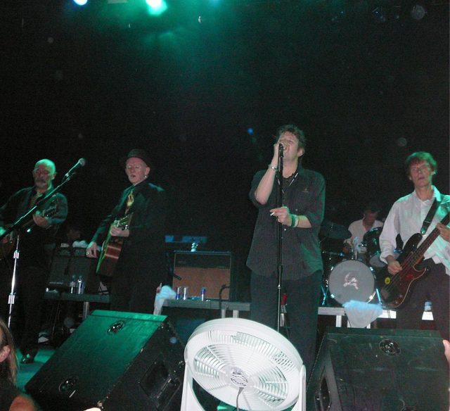 'Fairytale of New York' The Pogues. Aaron Roe Fulkerson – CC BY-SA 2.0