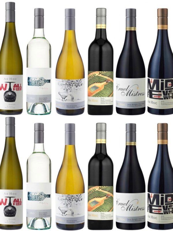Ad Hoc Regional Selection 12 bottle case