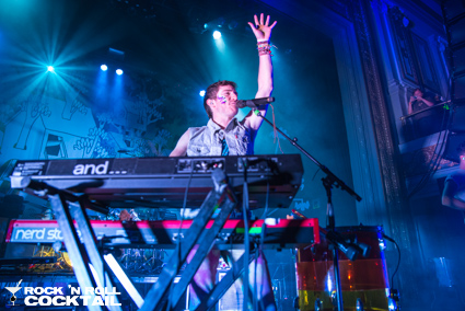 Walk the Moon at the Regency Ballroom shot by Jason Miller @Jasonmillerca-2