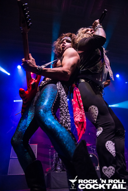 Steel Panther at The Regency Ballroom shot by Jason Miller @Jasonmillerca-7