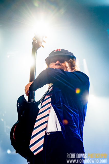 TVD Live Shots: AC/DC and Tyler Bryant & the Shakedown at