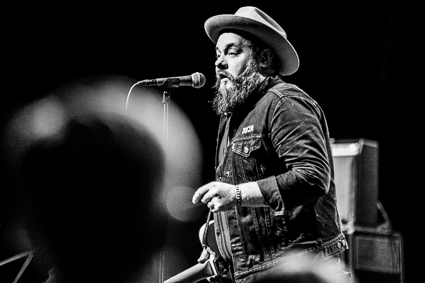 Tvd Live Shots Nathaniel Rateliff And The Night Sweats At