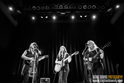 TVD Live: I'm With Her at the 9:30 Club, 3/13 - The Vinyl