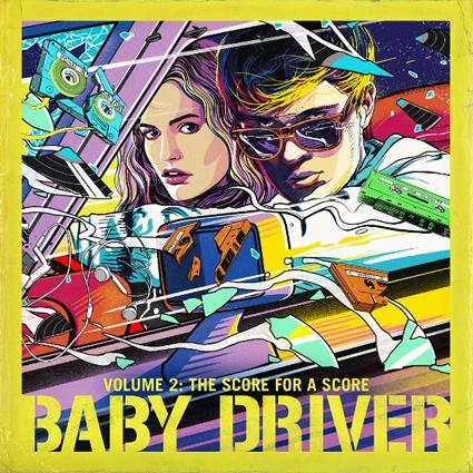 Tvd Radar Baby Driver Volume 2 The Score For A Score