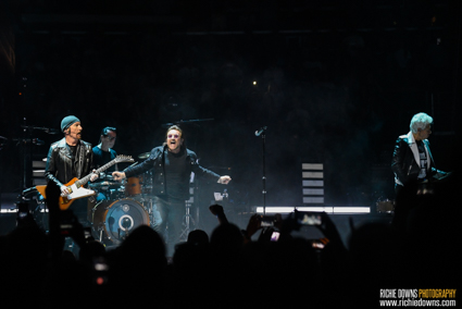 TVD Live: U2 at Capital One Arena, 6/17 - The Vinyl District
