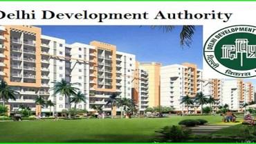 DDA Housing Scheme 2017