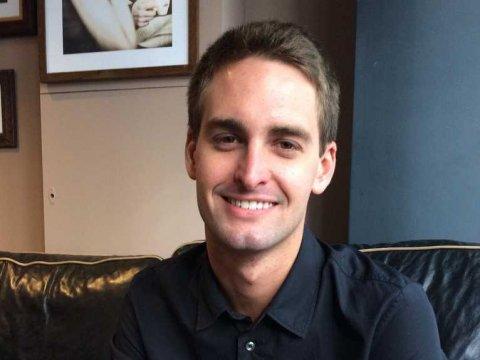 SnapChat CEO Evan Spiegel Bio,