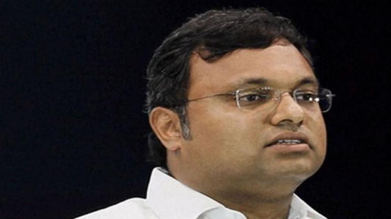Karti Chidambaram Wiki