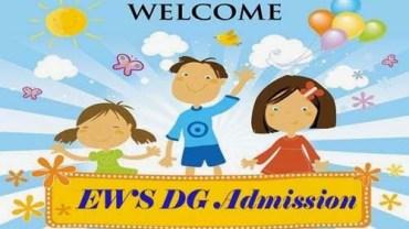 EWS/DG Nursery Admission 2018-19 Delhi – Online Application Form