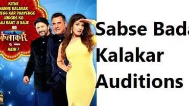 Sabse Bada Kalakar 2018