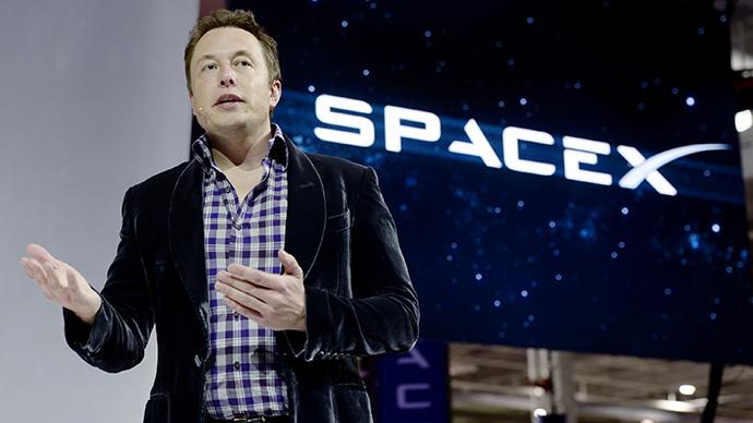 Elon Musk Bio