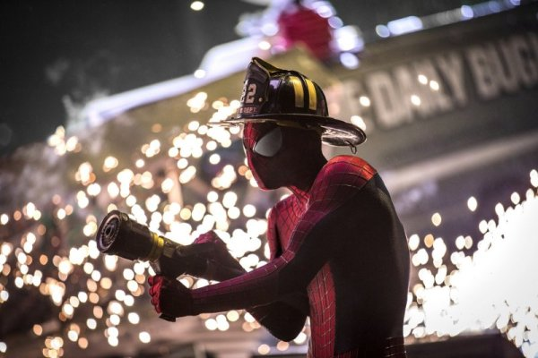 amazing-spider-man-2-gags-fire-brigade-wallpaper-hd