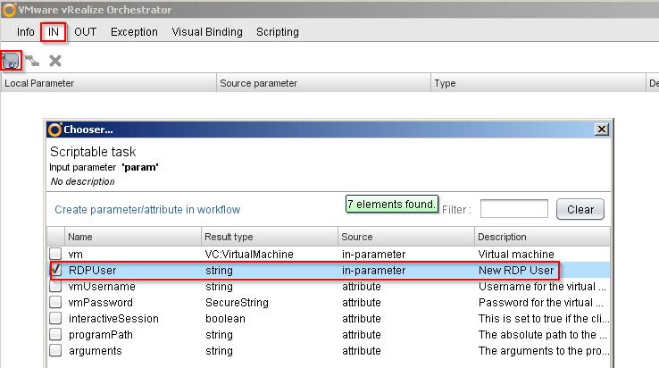 Add RDP user via vRO workflow - Step by Step - The Virtualist
