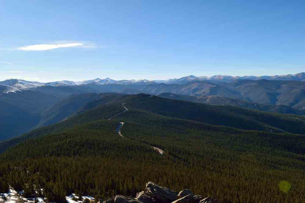 Chief Mountain Colorado Hike