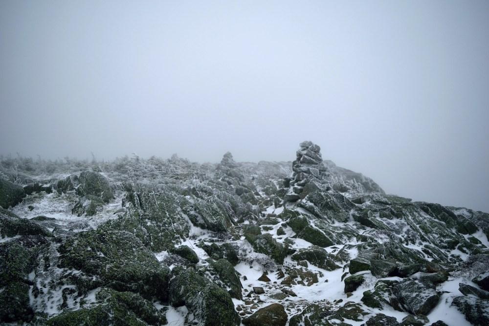 Mt Adams NH Winter Hike