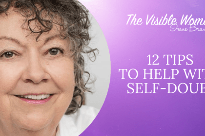 12 tips to help with self-doubt