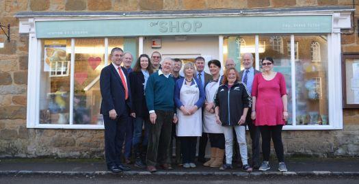 Hinton St George Shop