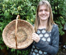 Practical basketry for beginners with Tracy Standish