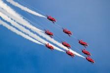 RAF Red Arrows - Paul Johnson