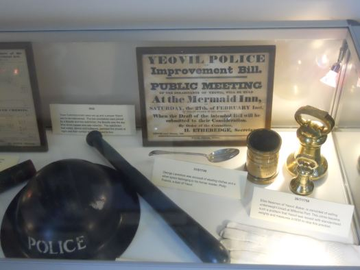 Police & Crime Display 1