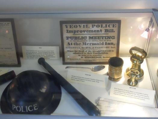 Police & Crime Display 1